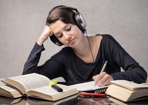 music and writing