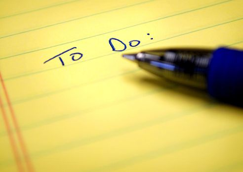 better to do lists