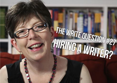 how to hire a writer