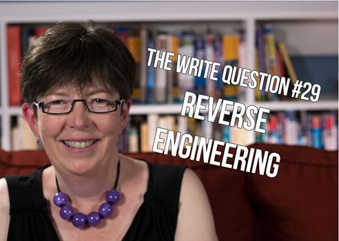 reverse engineering for writers