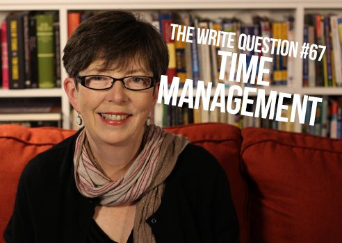writers' time management