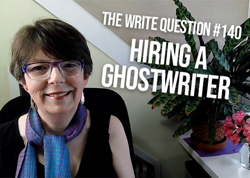 how to hire a ghostwriter