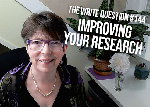 how to improve your research