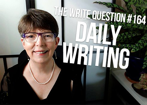 value of daily writing