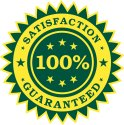 100% satisfaction guarantee ZetaClear over the counter treatment