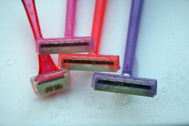 Maquinillas de afeitar desechables