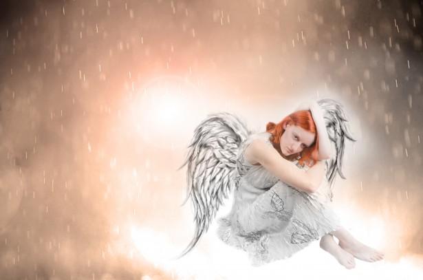 Sad Angel Free Stock Photo Public Domain Pictures