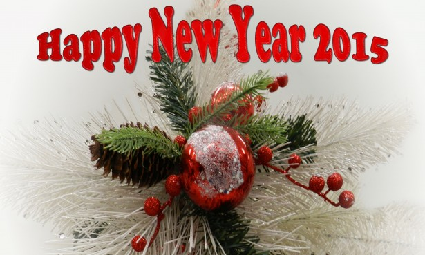 Happy New Year 2015, New Year, New Year's Day