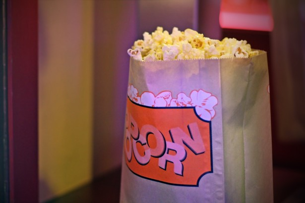 National Popcorn Poppin Month, Popcorn