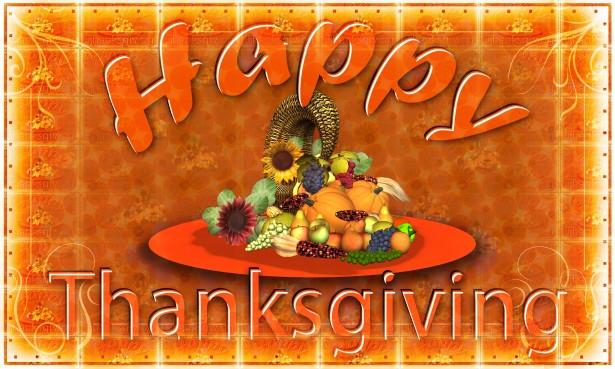 Happy Thanksgiving Day, Gratitude