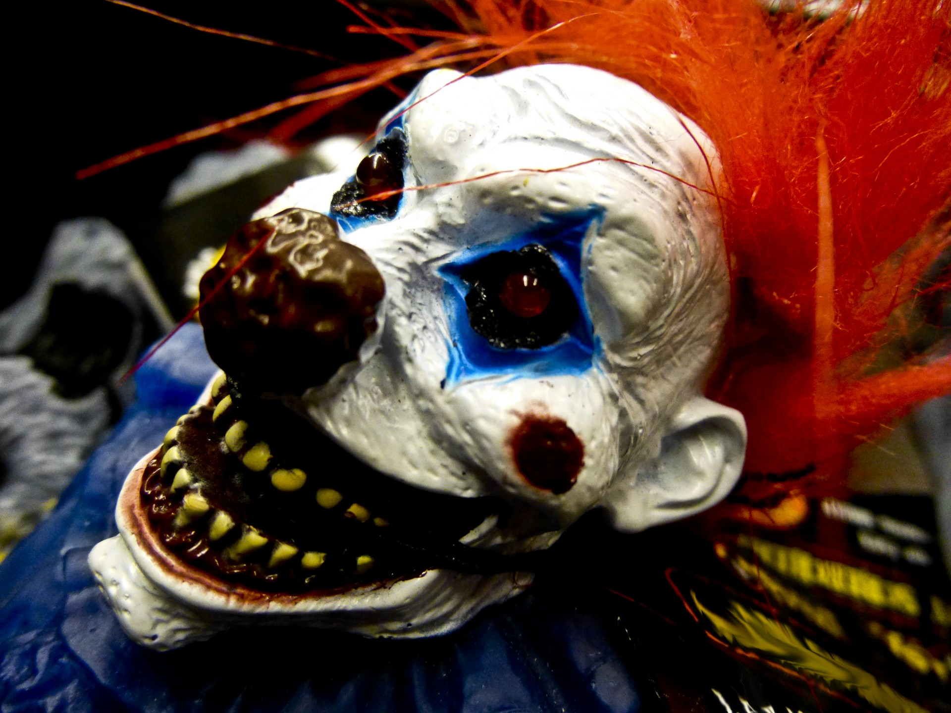 Some retailers in the US have begun pulling 'scary' clown masks from the shelves. (Image: publicdomainpictures.com)