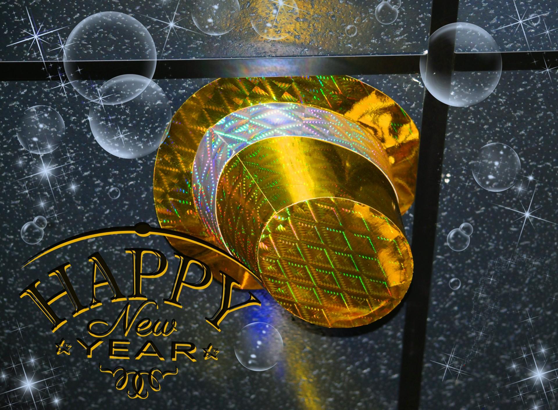 New Year's Countdown, New Years, 2018