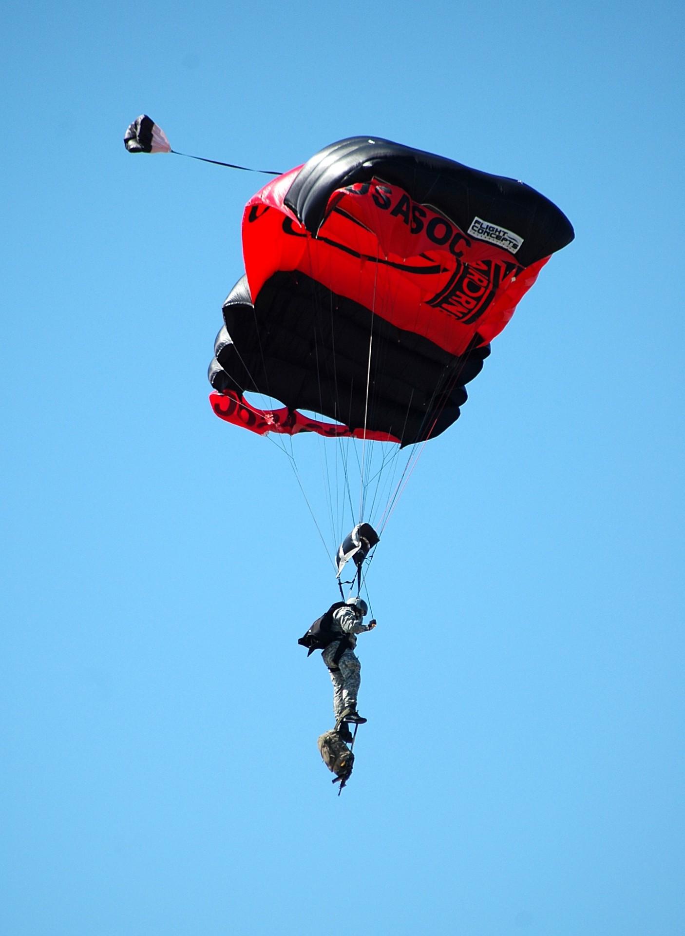 Adventure, Skydiving
