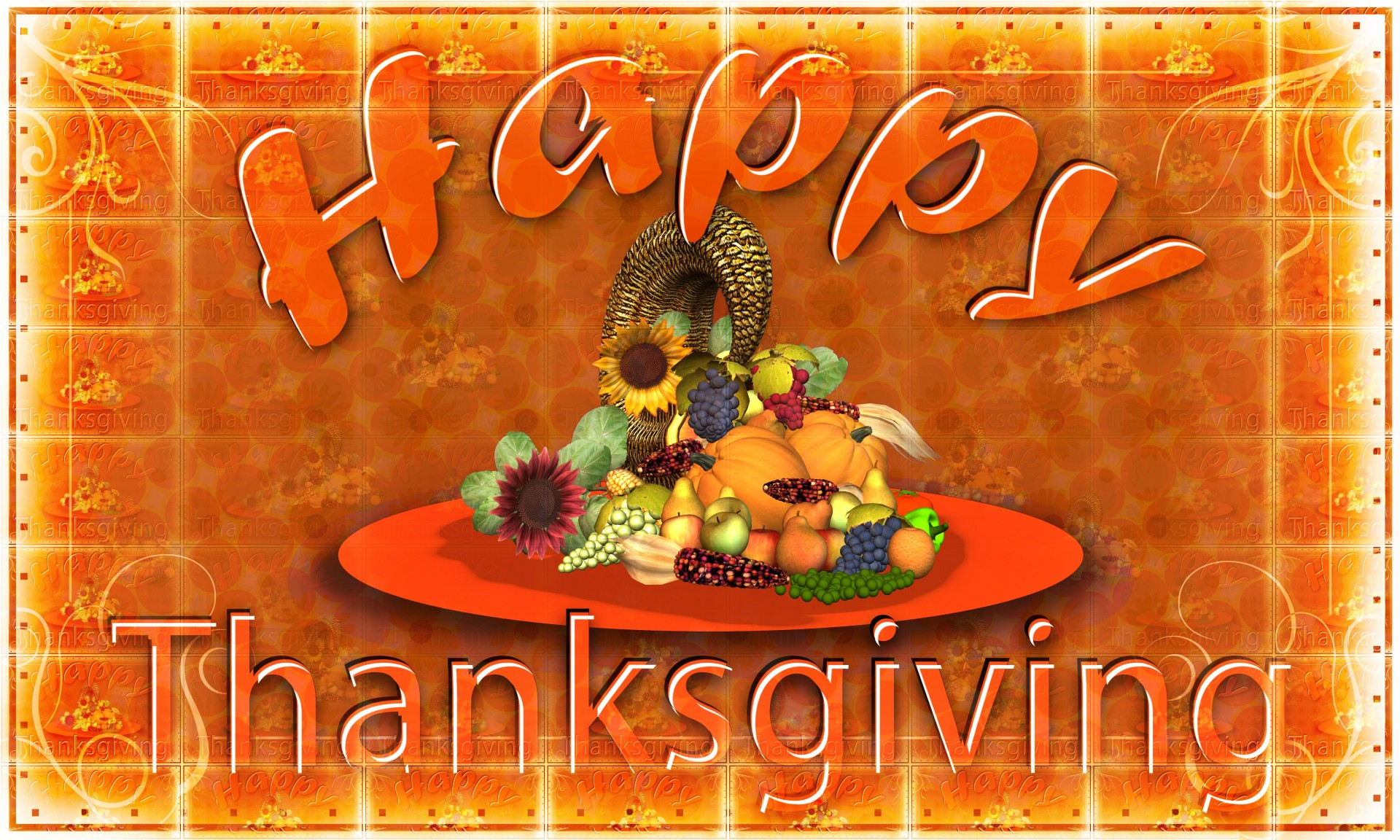 Happy Thanksgiving, Thanksgiving Day