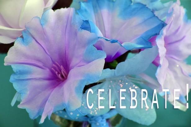 Celebrate In Blue