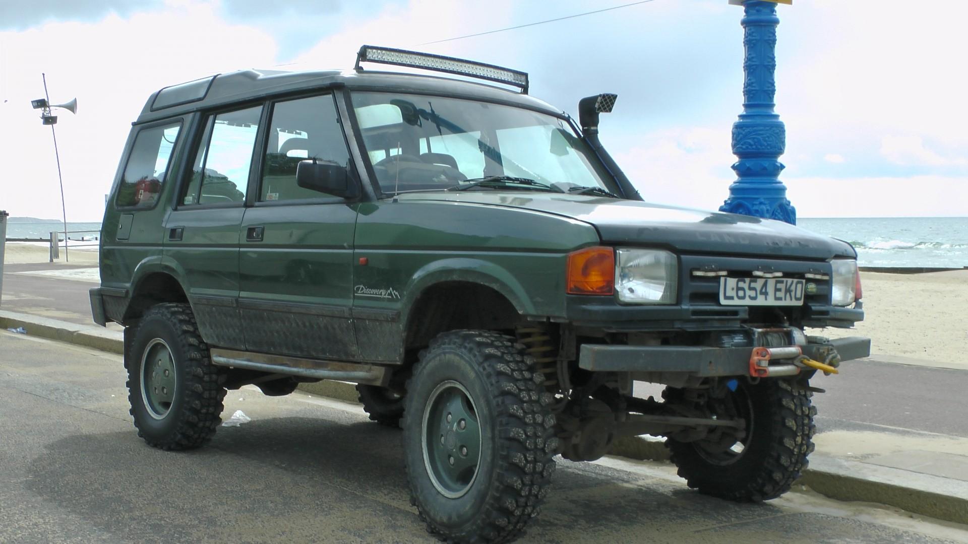 Land Rover Jeep 4x4 Free Stock Public Domain