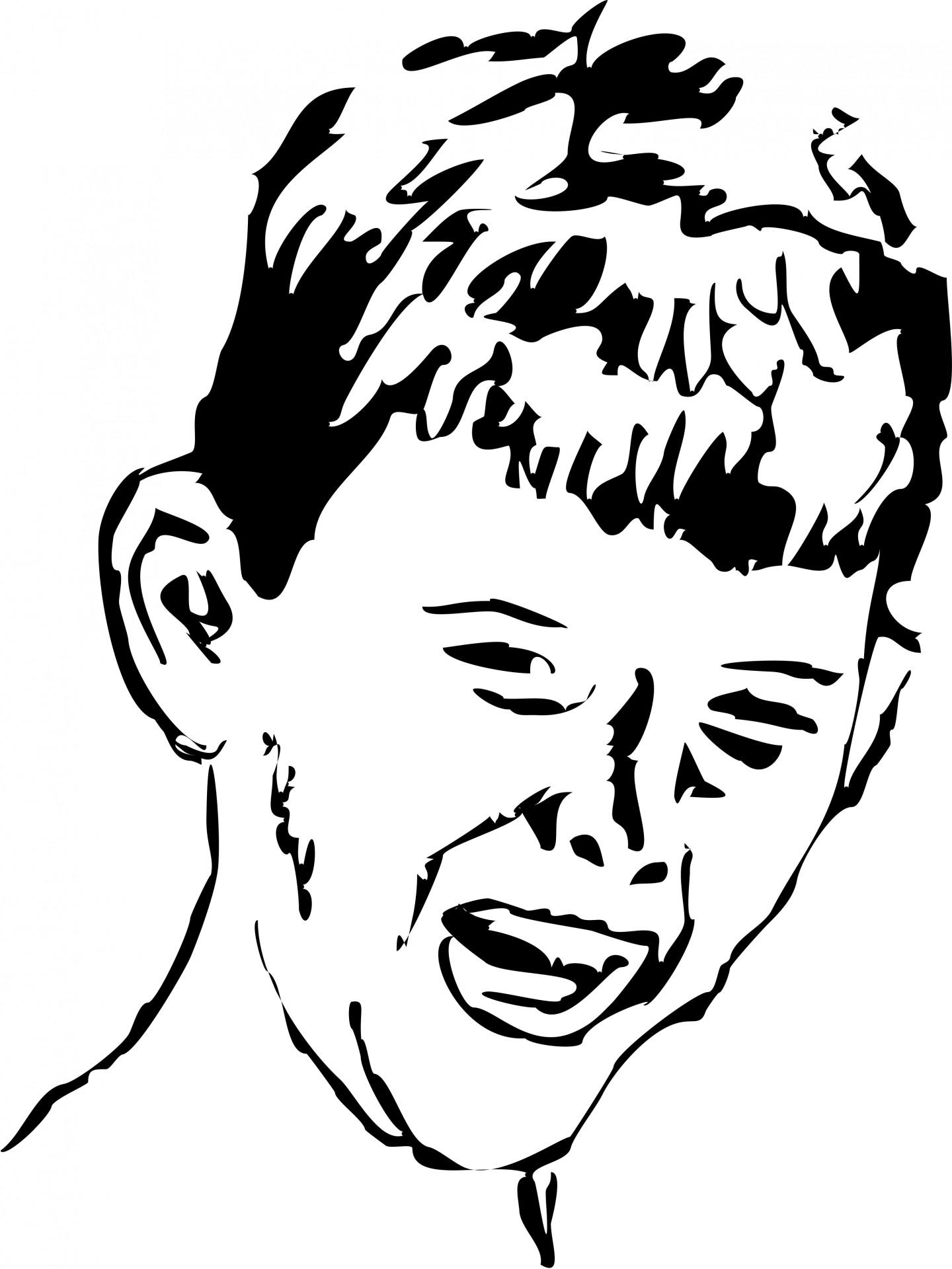 Laughing Boy Free Stock Photo
