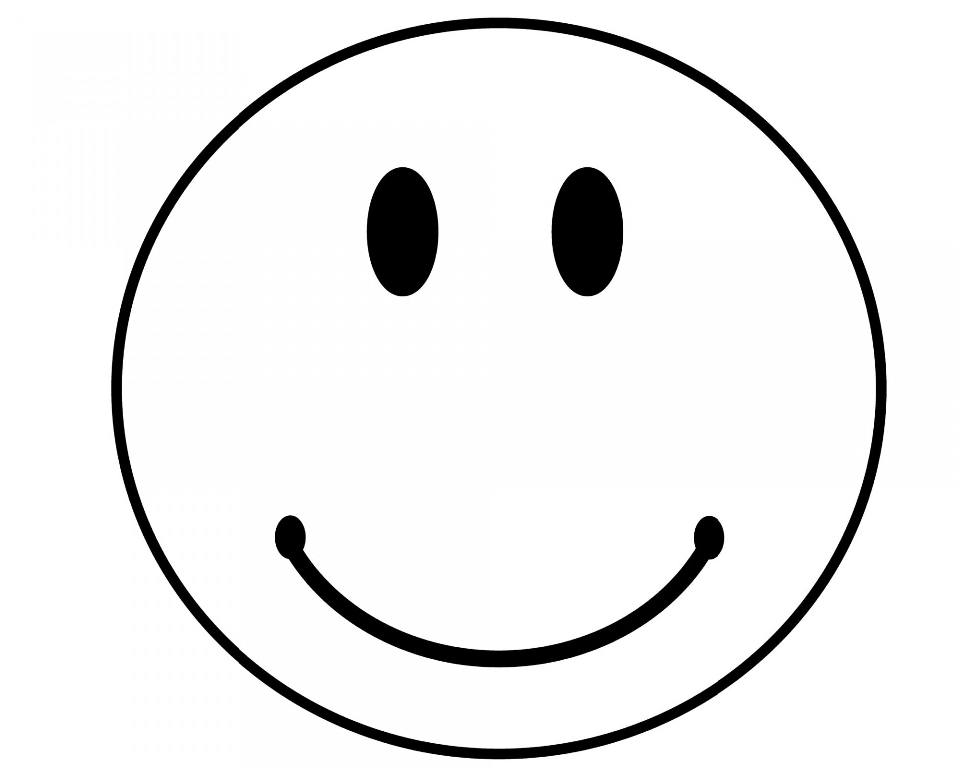 Clip Art Smiley Face Free Stock Photo