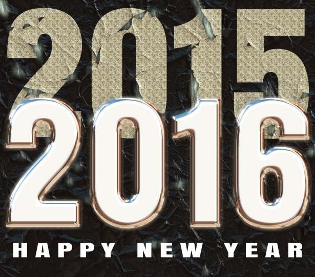 Happy New Year, New Year 2016