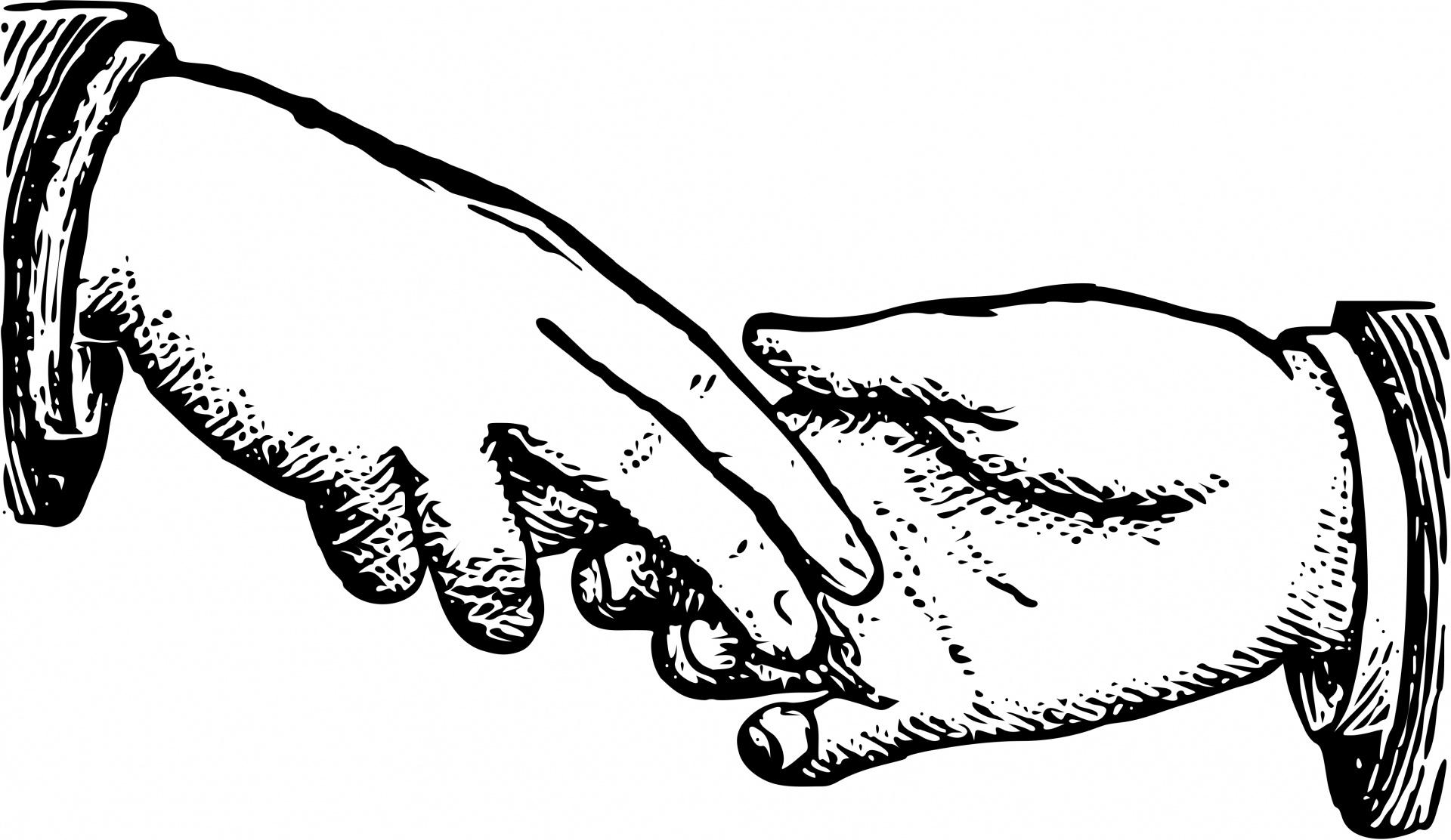 Clipart Handshake