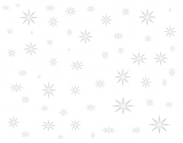 Silver White Christmas Background Free Stock Photo