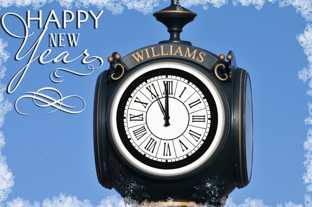 Vintage New Year Clock Free Stock Photo   Public Domain Pictures Vintage New Year Clock