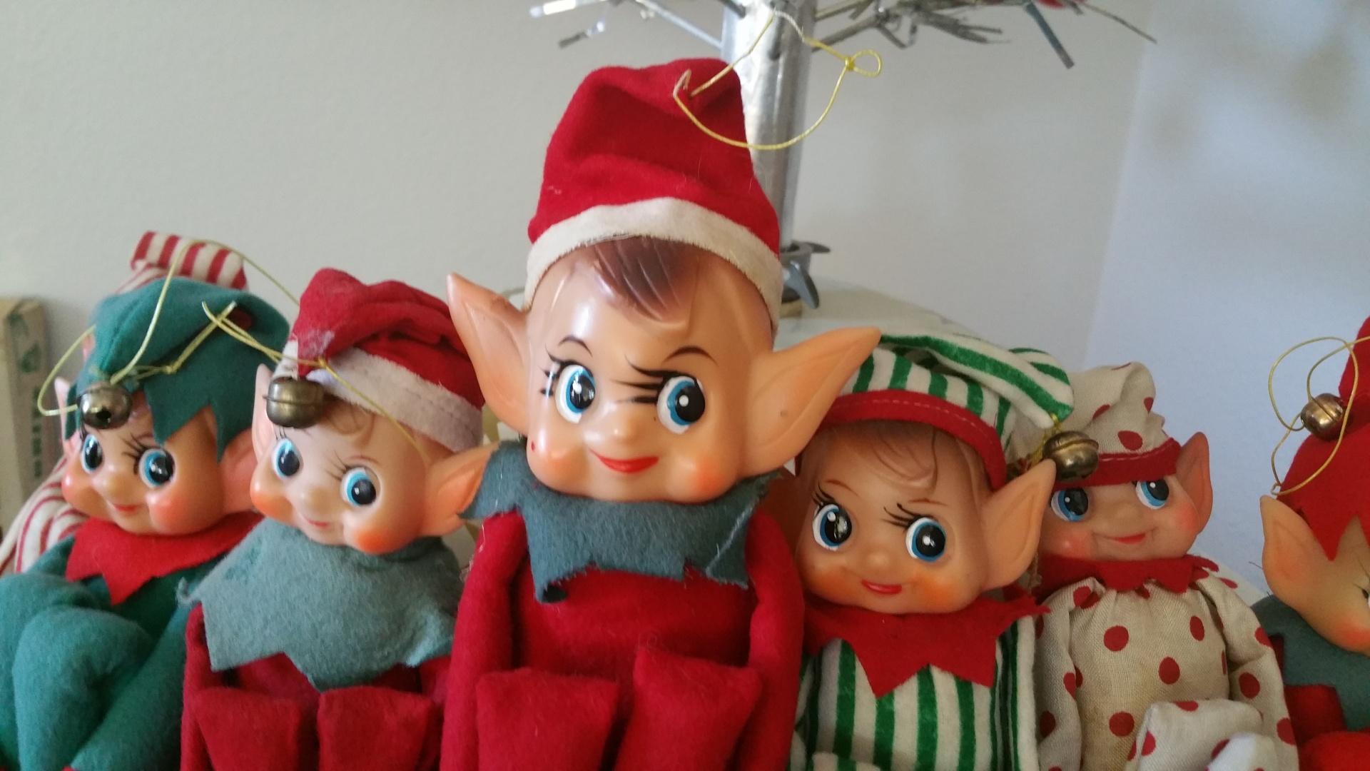 Elf Dolls Free Stock Photo Public Domain Pictures