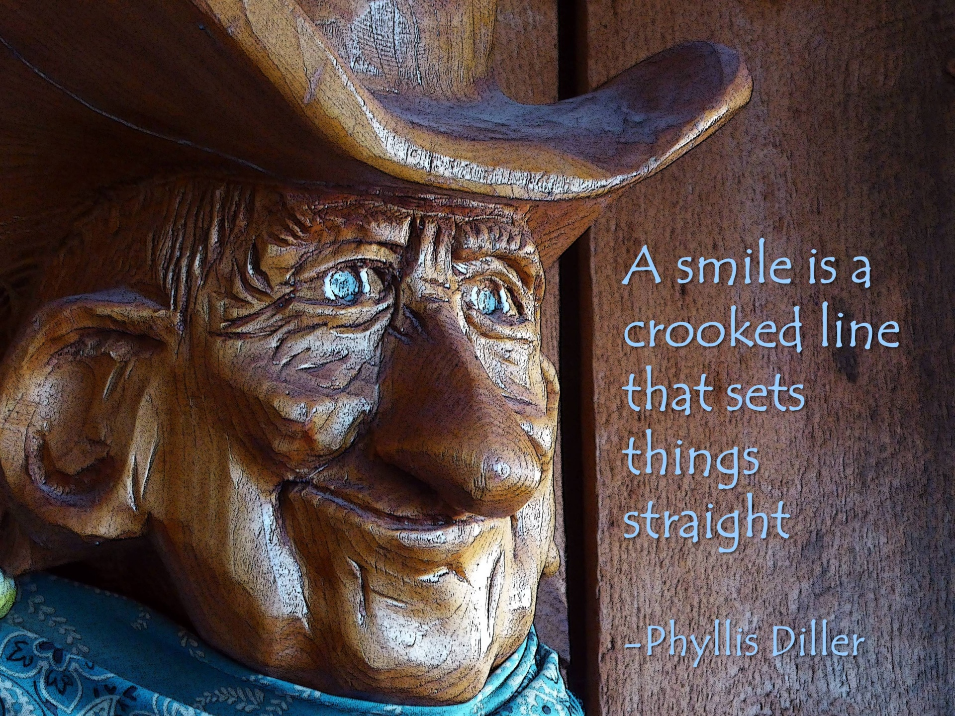inspirational quote, phyllis diller, motivation, encouragement