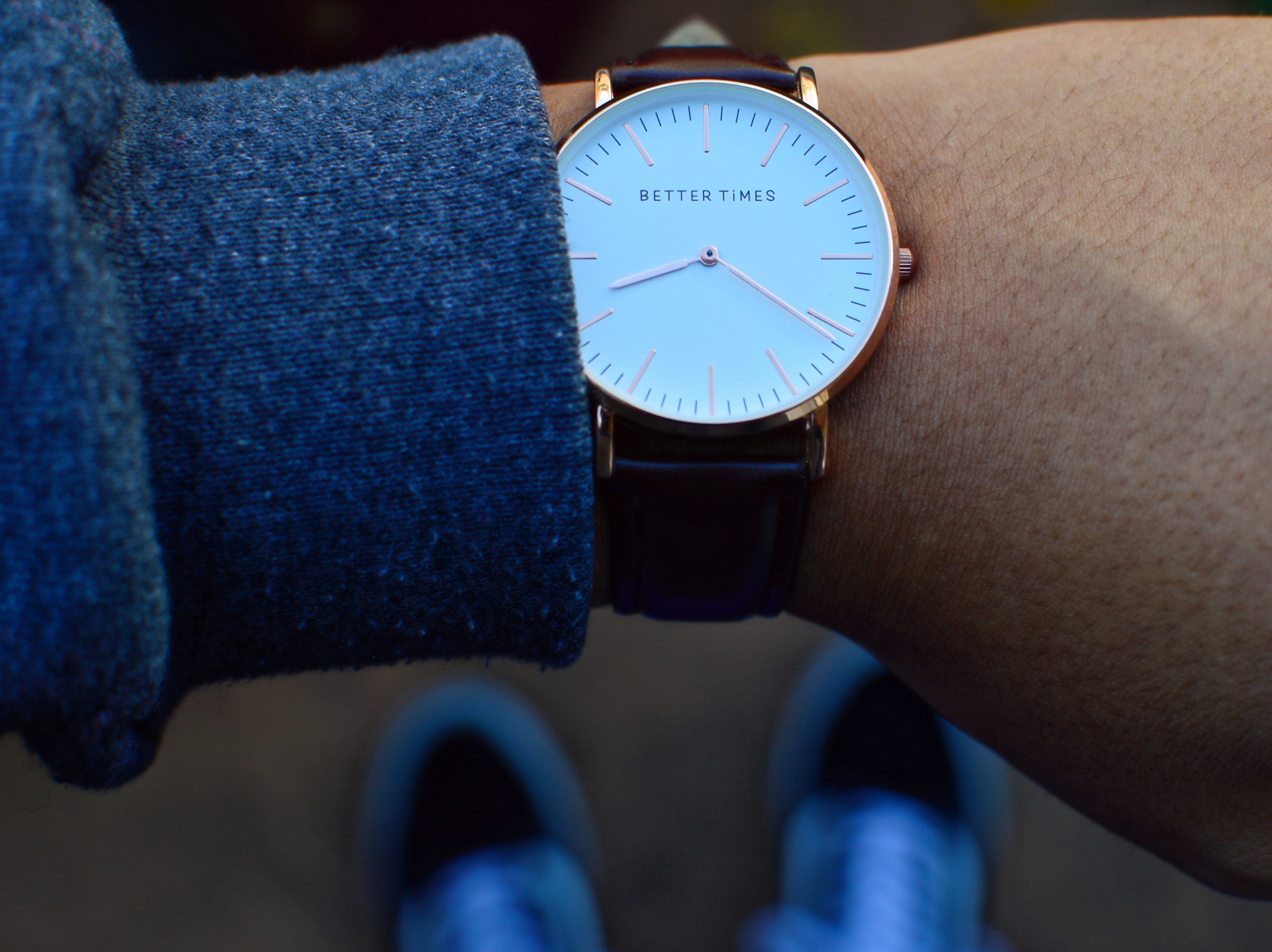 Watch, Time