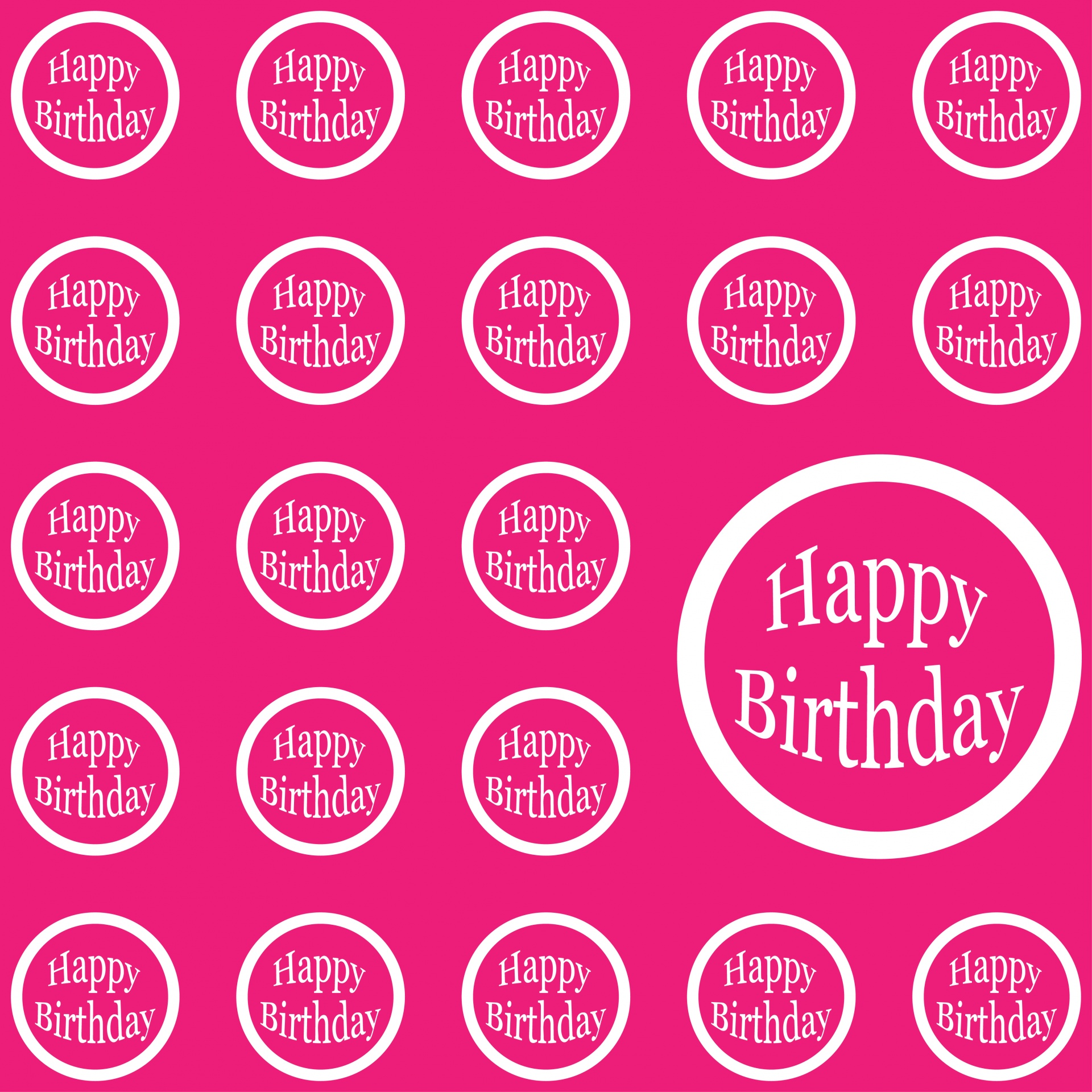 Happy Birthday Wallpaper Background Free Stock Photo Public Domain Pictures