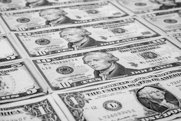 Dollari sfondo Immagine gratis - Public Domain Pictures