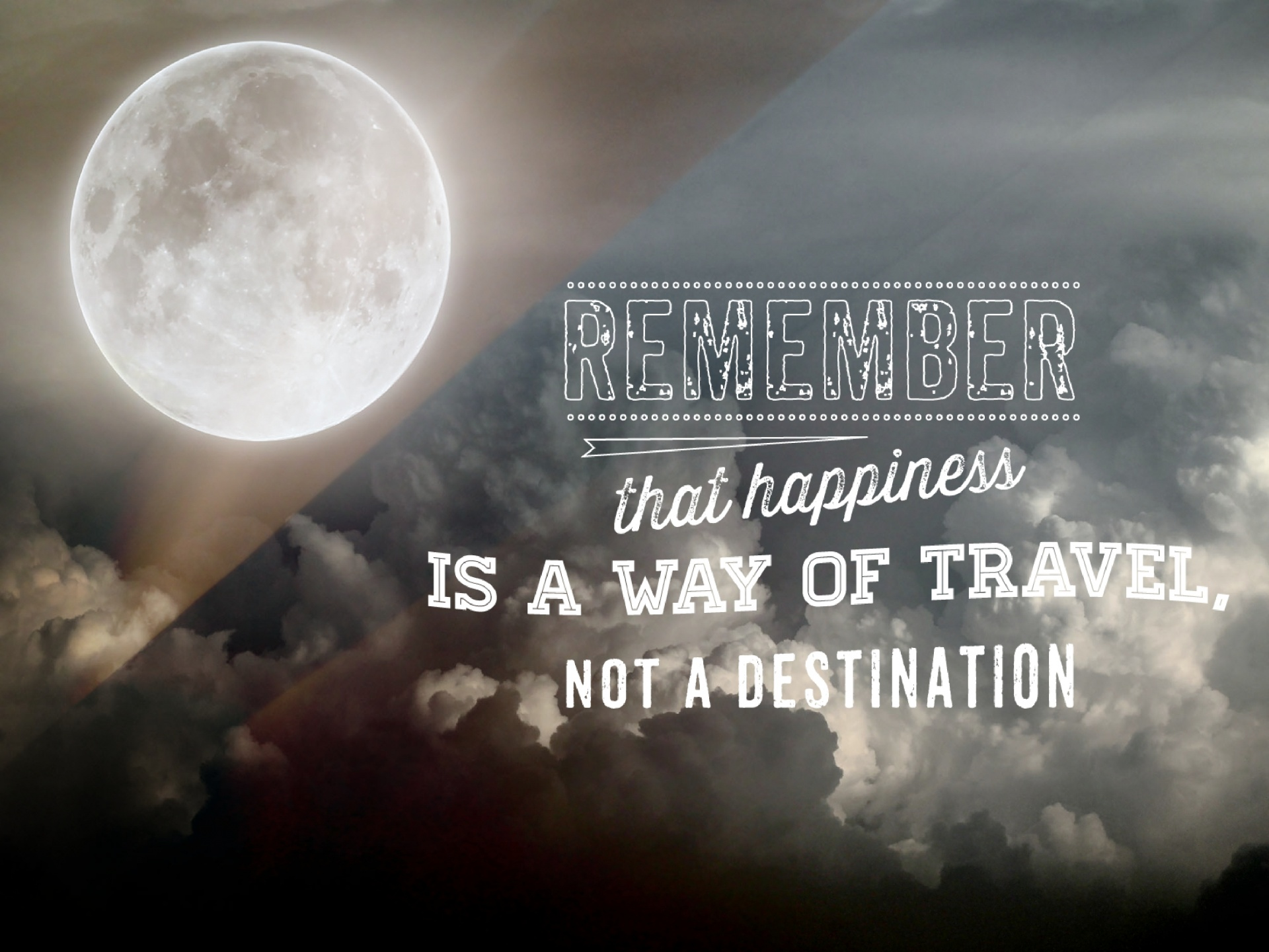 Happiness, Inspirational Quote, Traveling