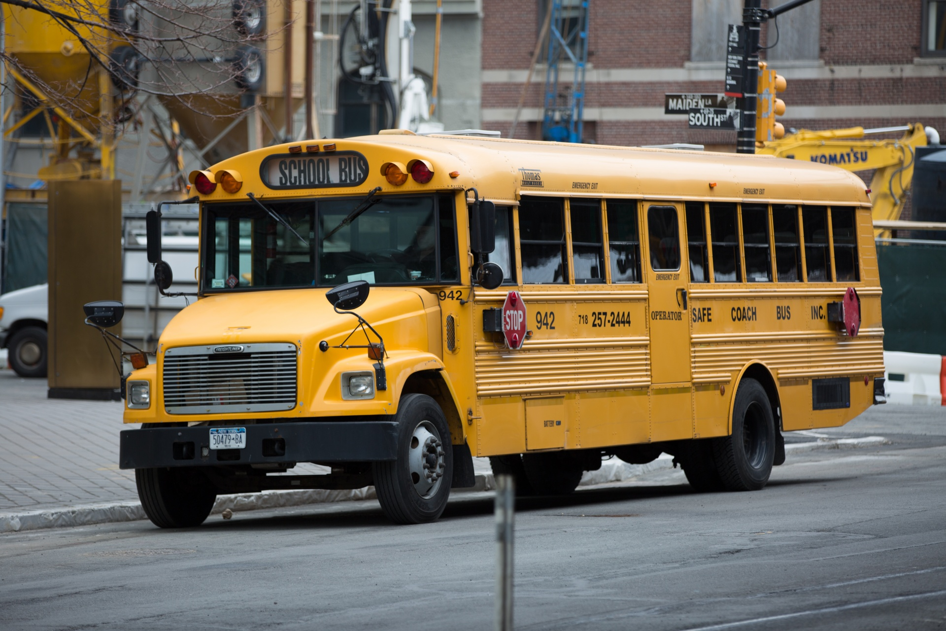 Back to School, School Bus, School
