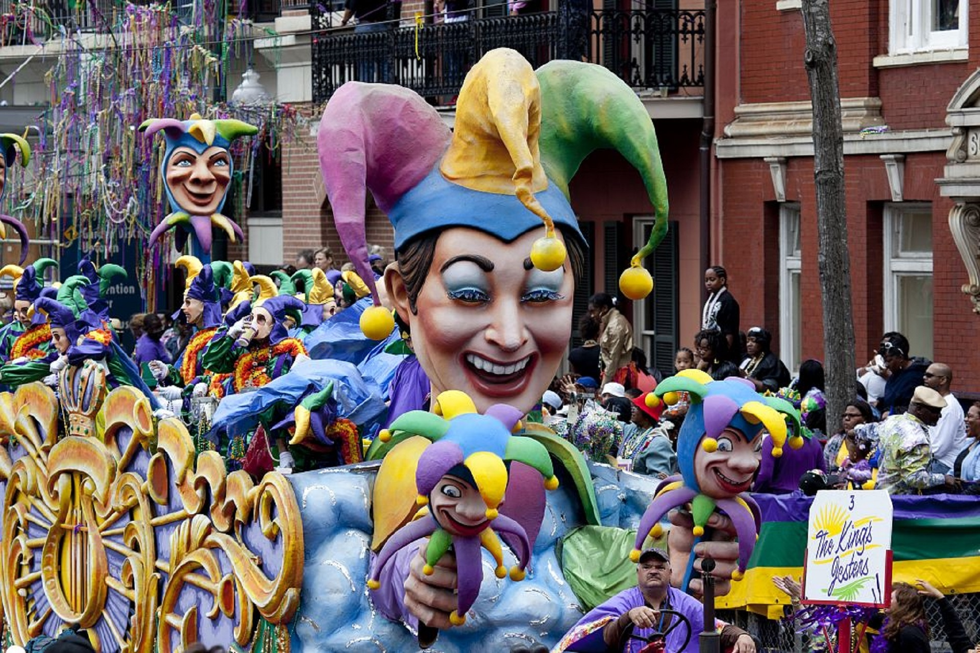 Mardi Gras, New Orleans, Fat Tuesday