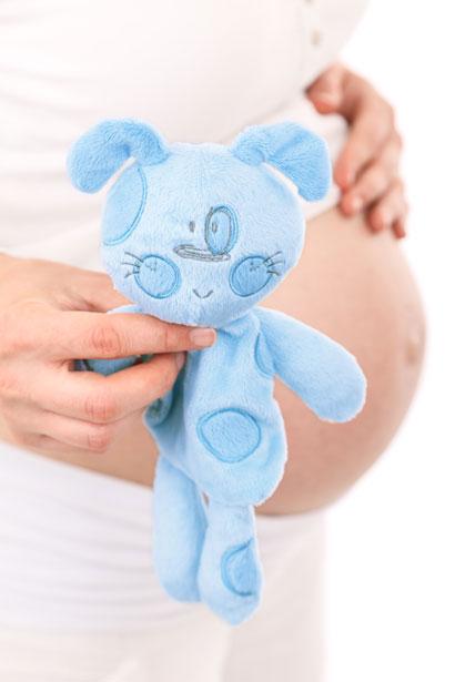 Esperando un bebé