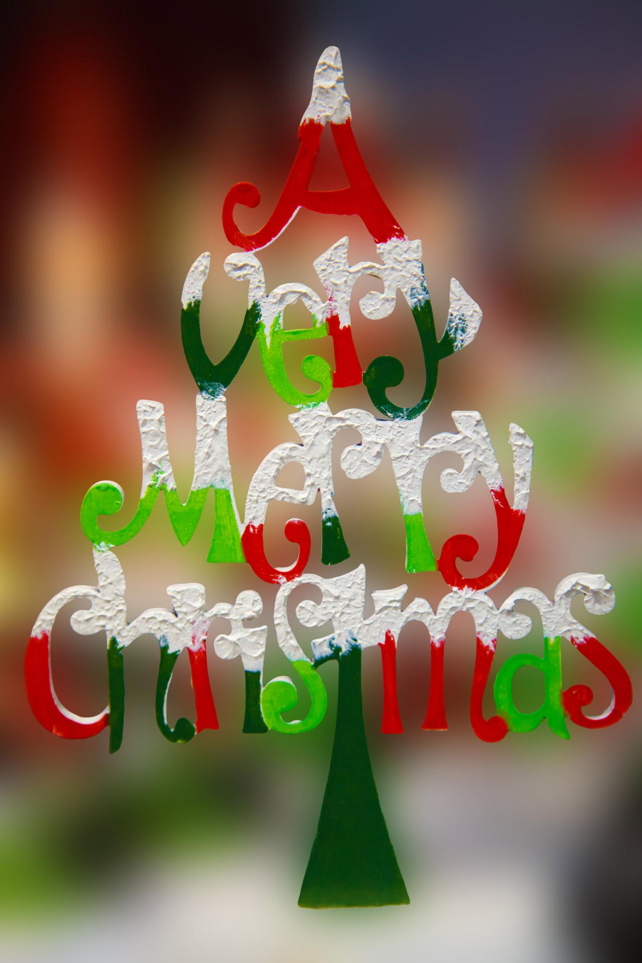 A Very Merry Christmas Free Stock Photo Public Domain
