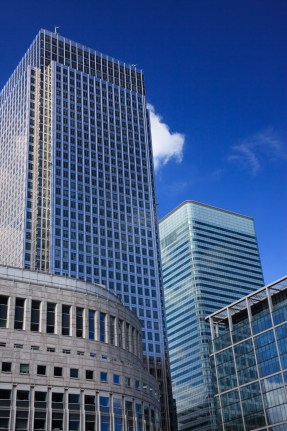 Tall Office Buildings Free Stock Photo - Public Domain Pictures