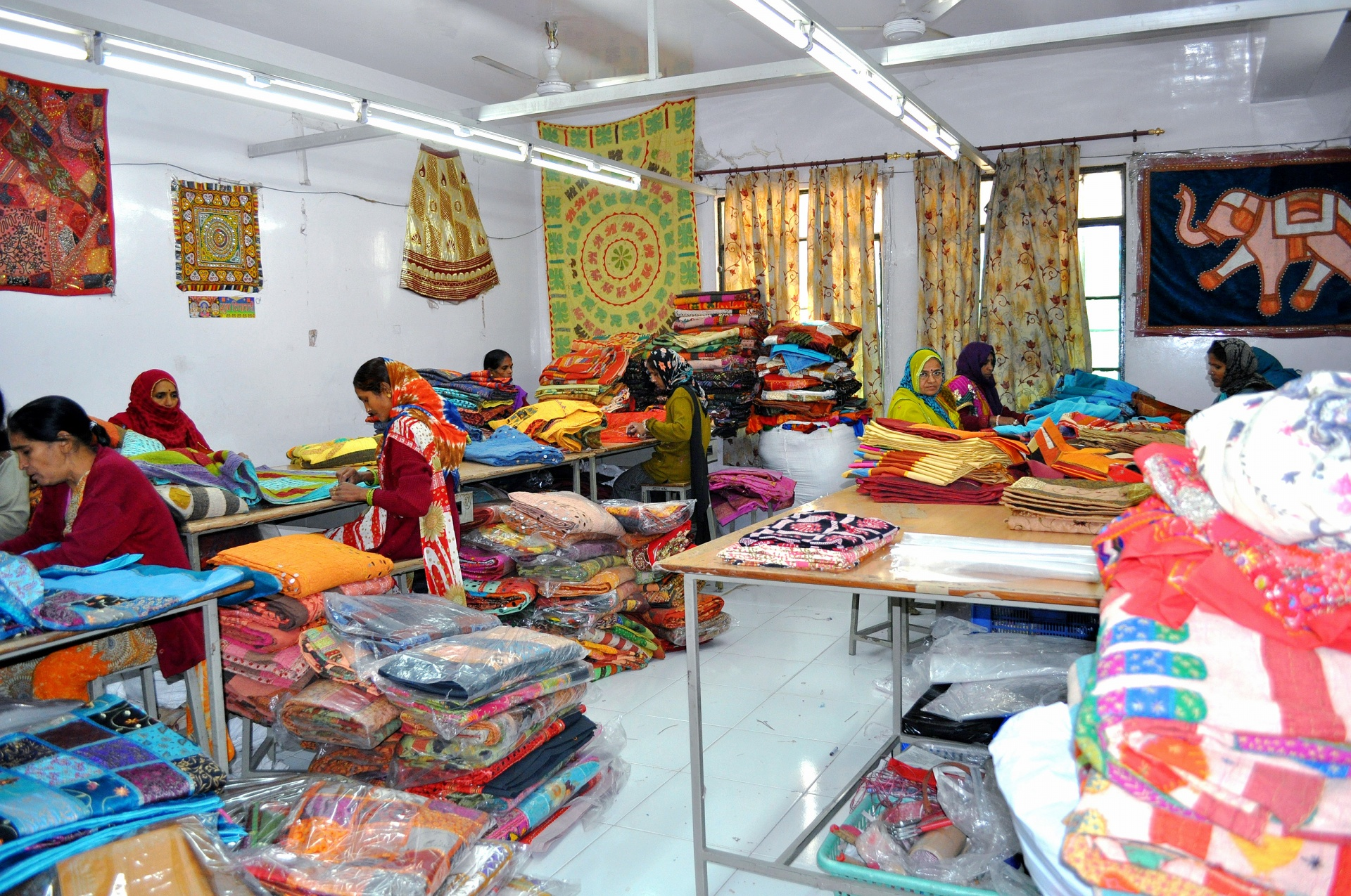 textiles, fabric