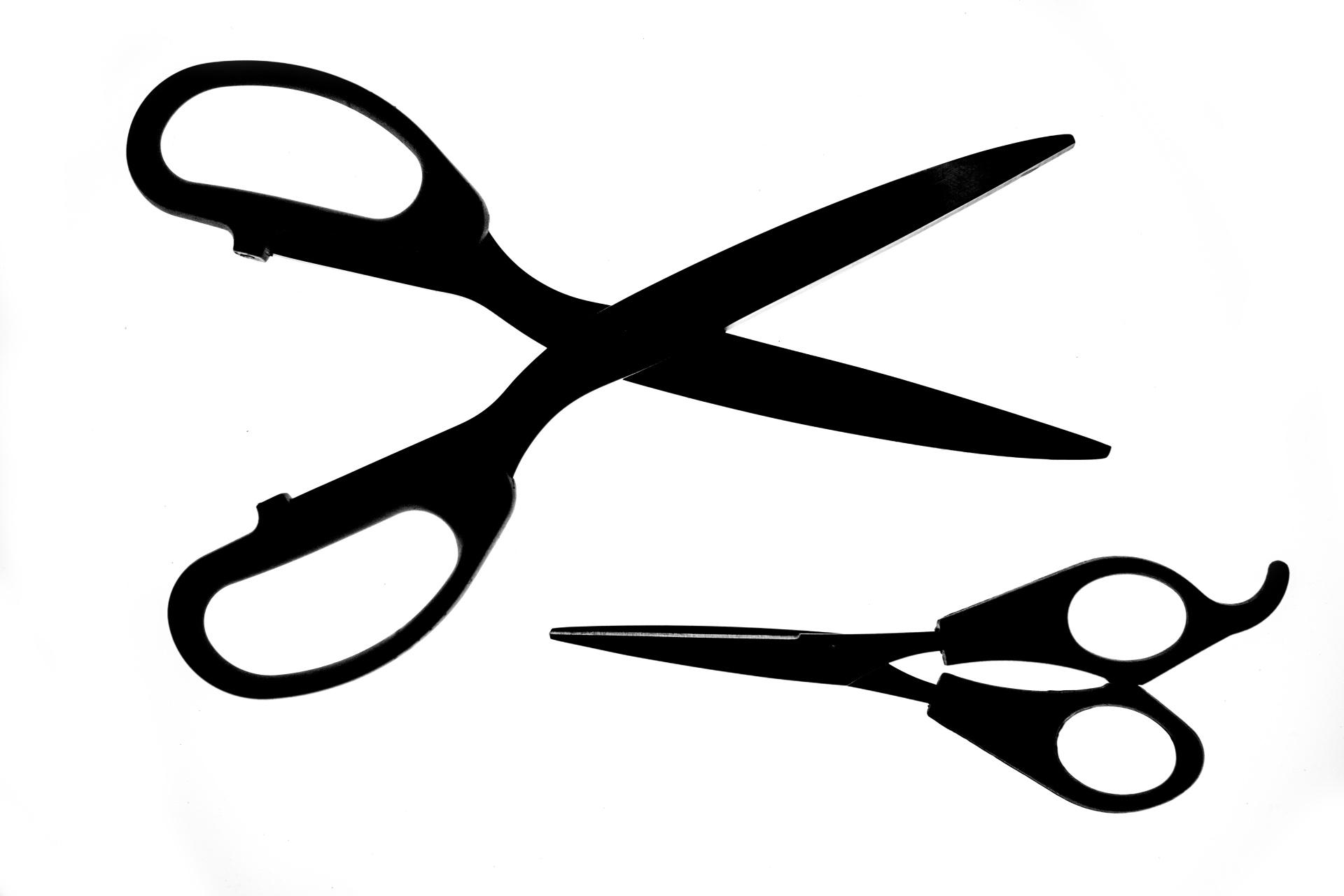 Scissors On