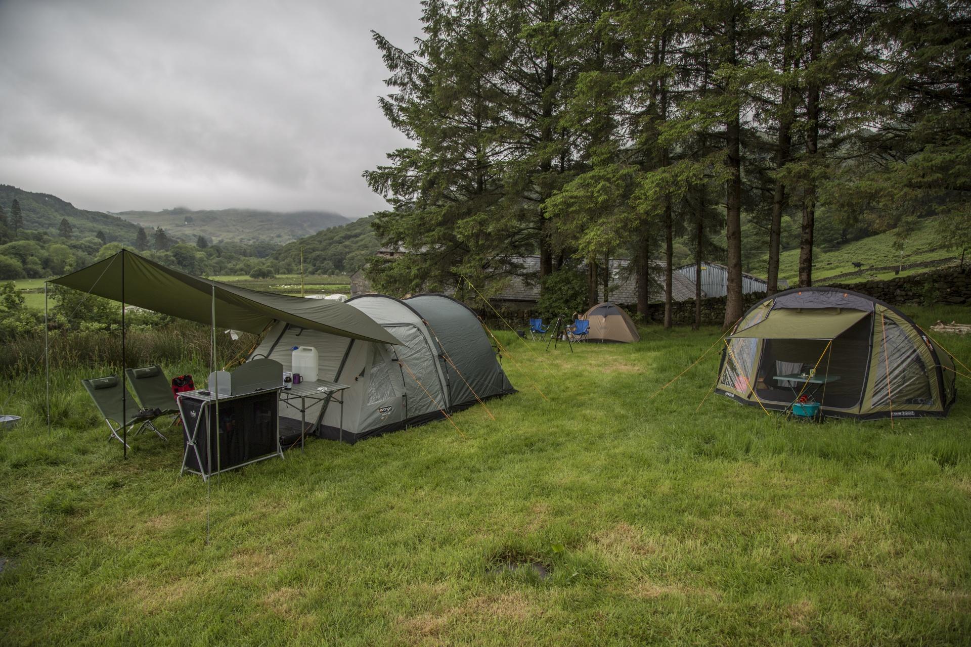 Camp, Camping, Glamping, Motorcoach, RV