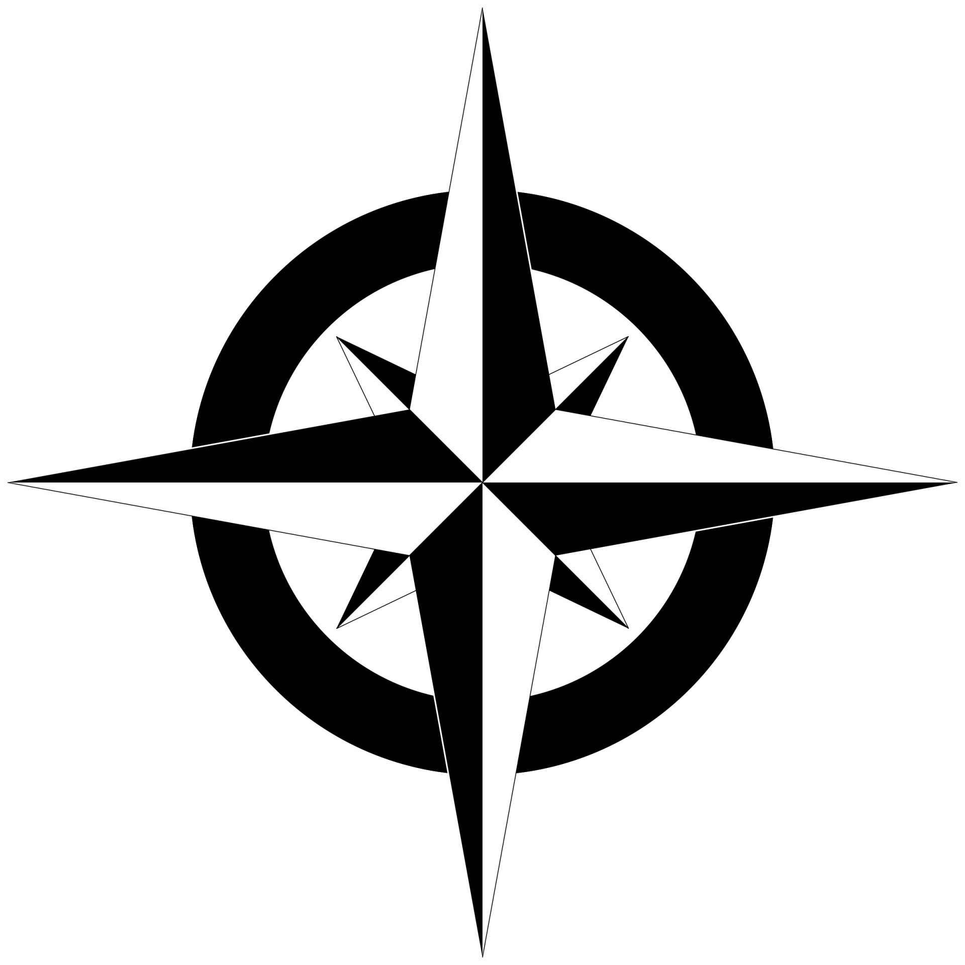 Compass Rose Free Stock Photo