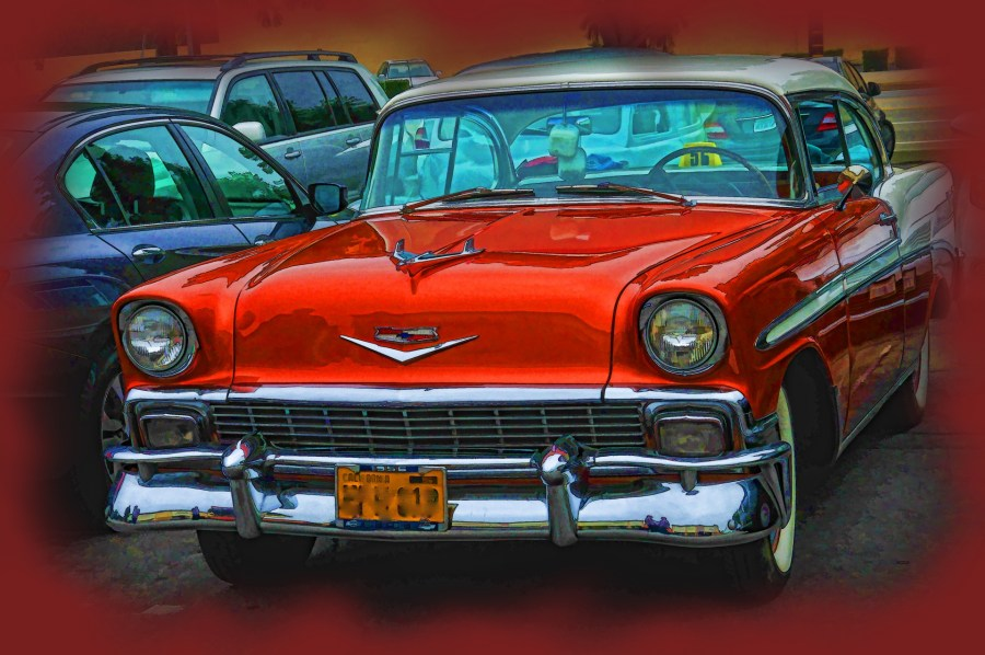 1956 chevrolet cars » 1956 Chevrolet Free Stock Photo   Public Domain Pictures Free Download