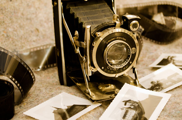 Vintage Camera, National Photo Month, Taking Pictures, Photography