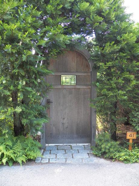 The Garden Door Free Stock Photo Public Domain Pictures