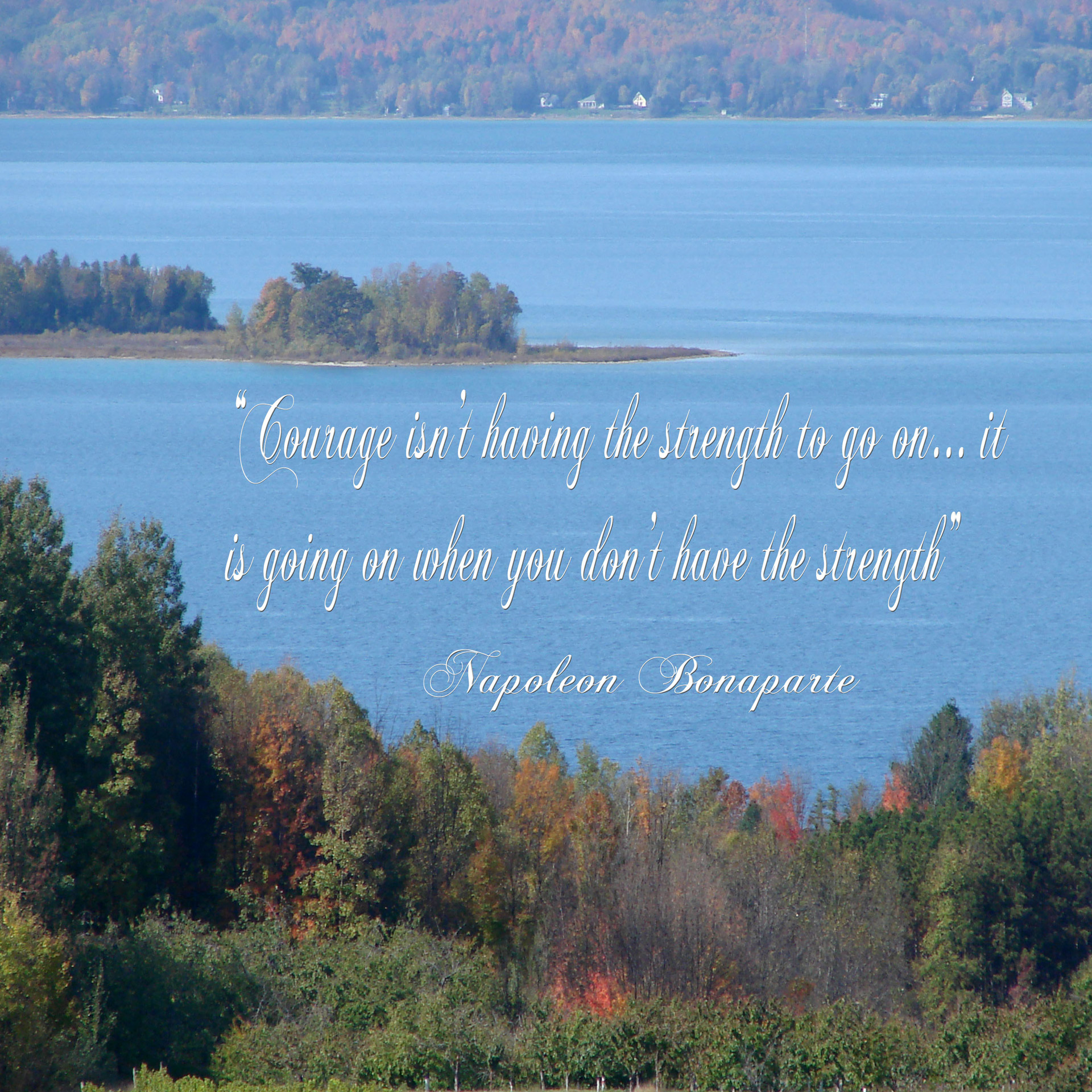courage, inspirational quotes, poetry, Napoleon Bonaparte