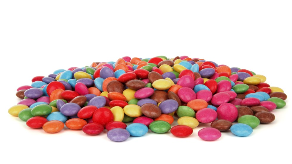 Pile Of Smarties Free Stock Photo - Public Domain Pictures