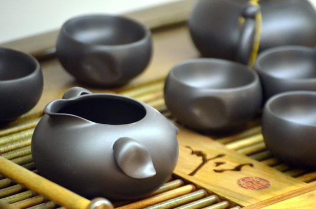 Asian Tea Set