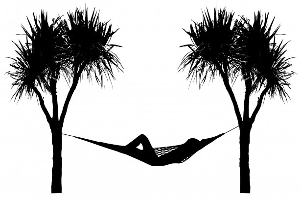 Swing Black And White Drawing