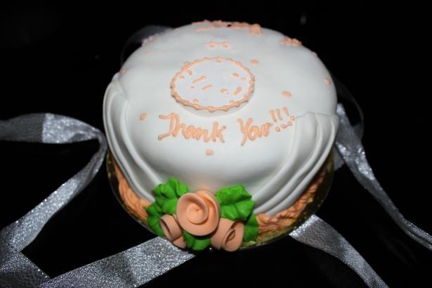 Thank You Cake Free Stock Photo Public Domain Pictures