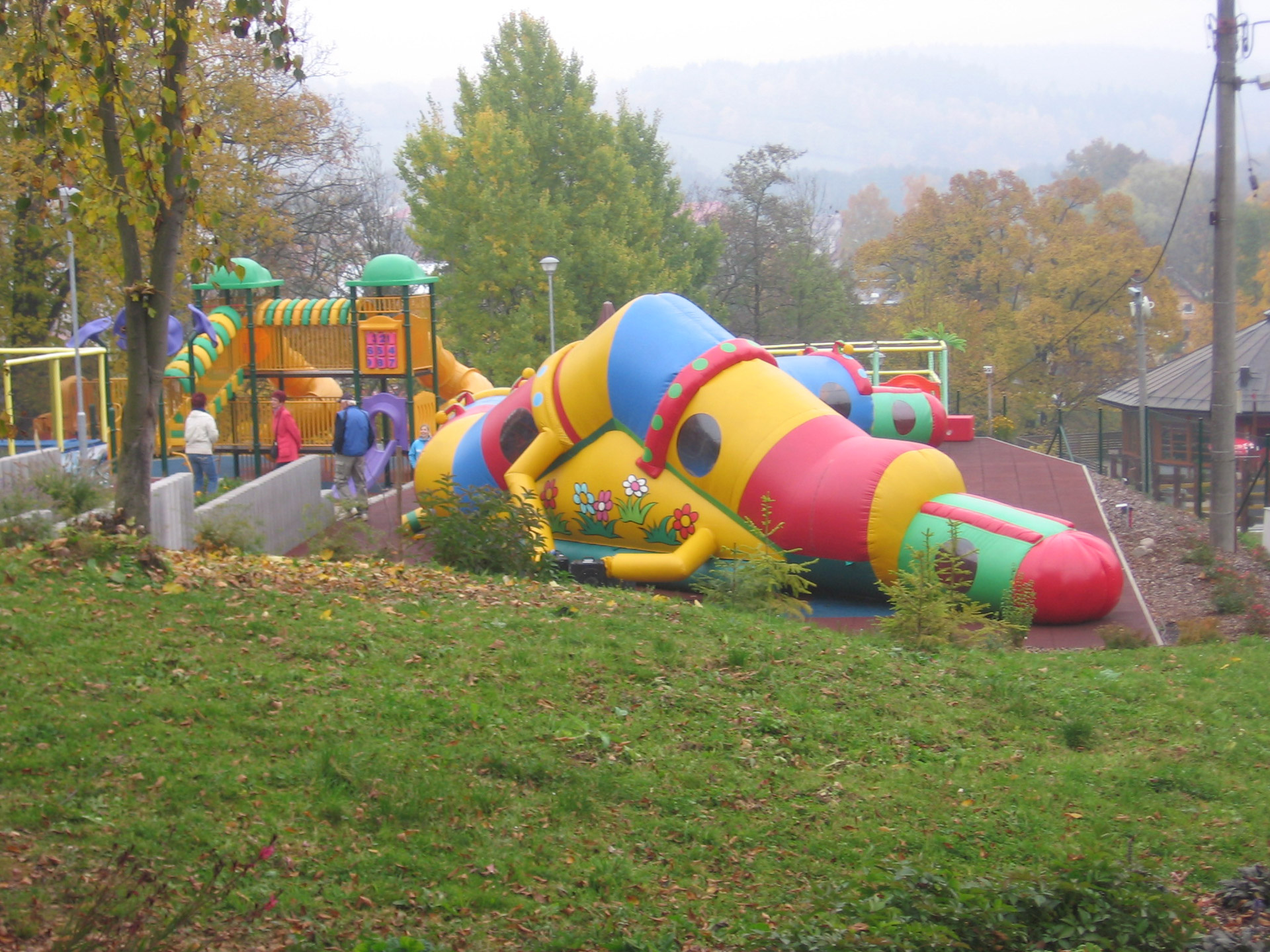 Playground, Nationl Playground Safety Week, Playing